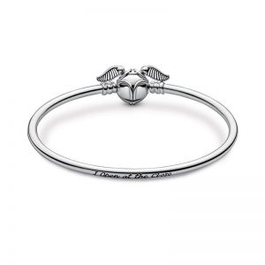 Dos du Bracelet Jonc Harry Potter Collection Pandora