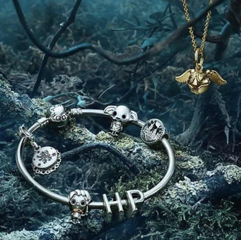 Photo de la collection Harry Potter Pandora