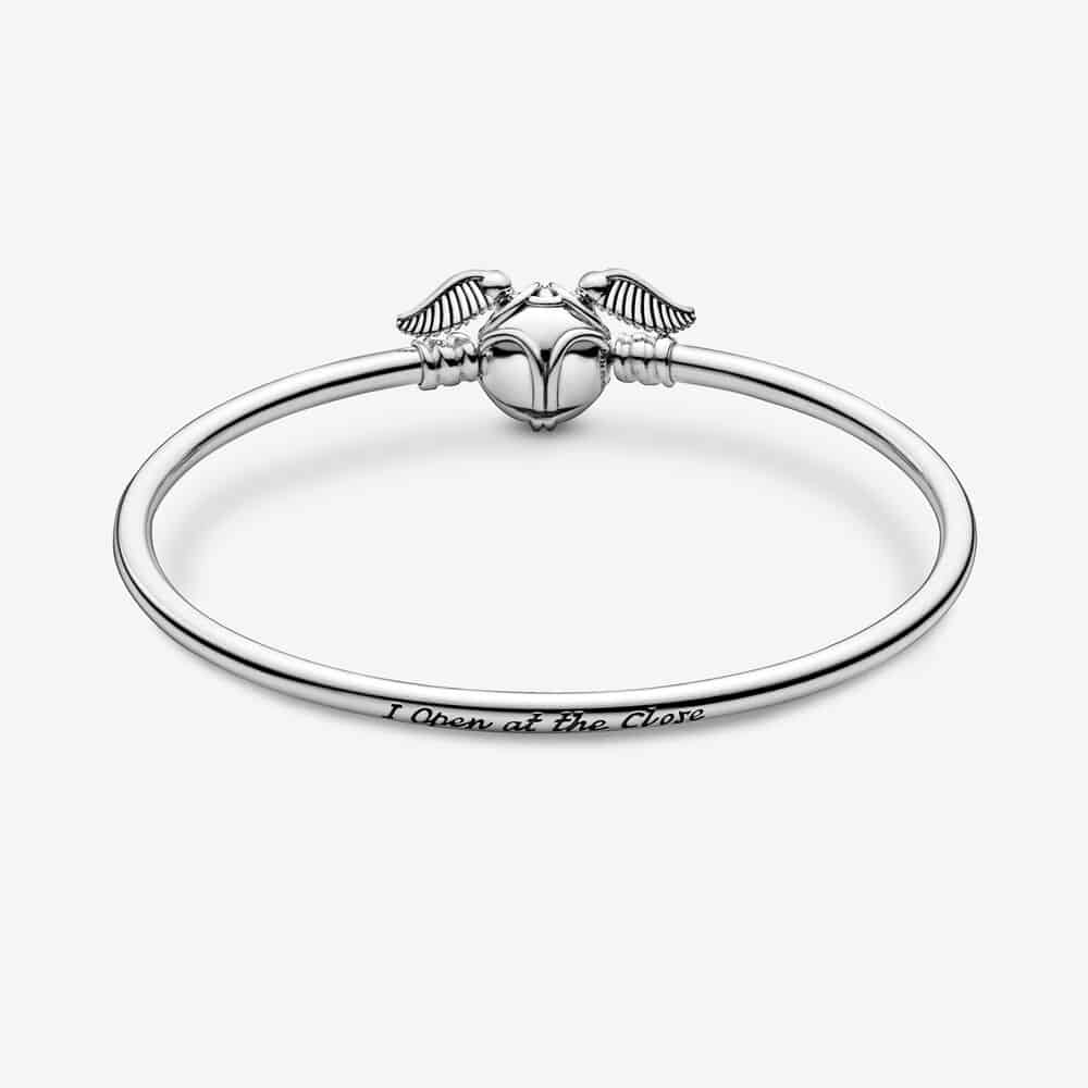 Le Bracelet Jonc Vif D'or Harry Potter Pandora 79€