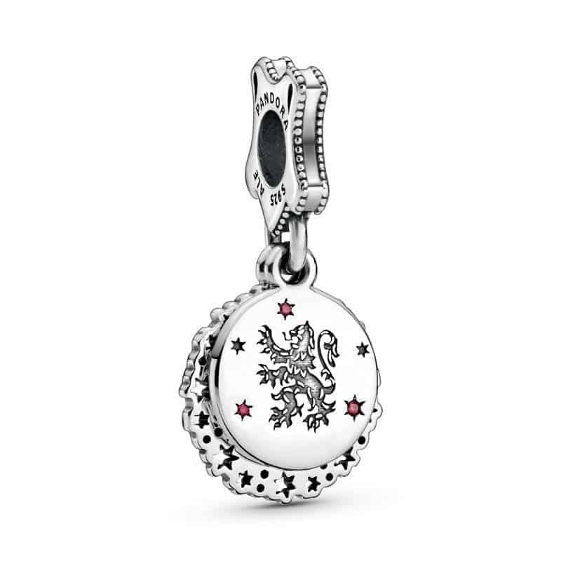 Charm pendant Gryffondor Pandora Harry Potter 49€ – 798622C00