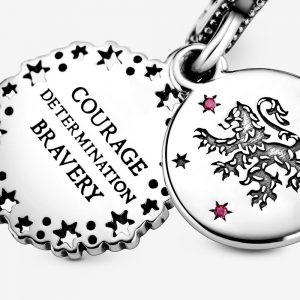 Valeurs Charm pendant Gryffondor Pandora Harry Potter 49€