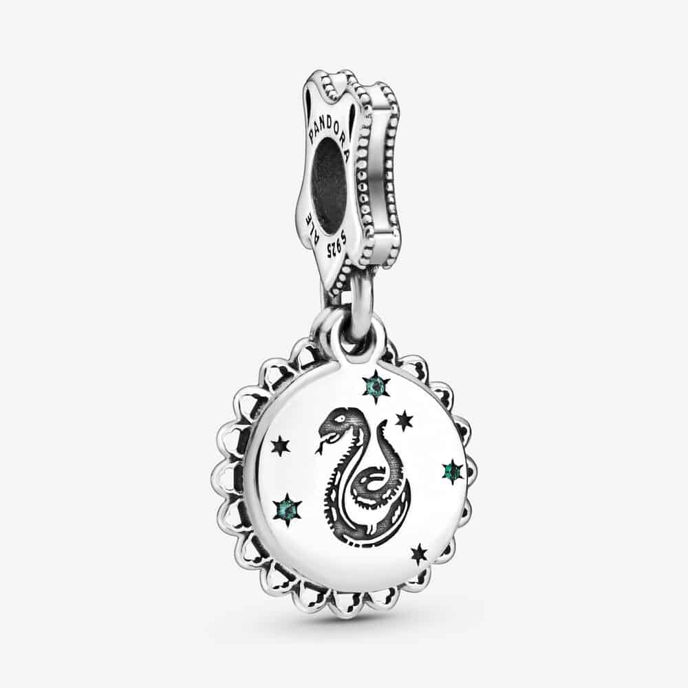 Charm Pendant Serpentard Harry Potter Pandora 49€