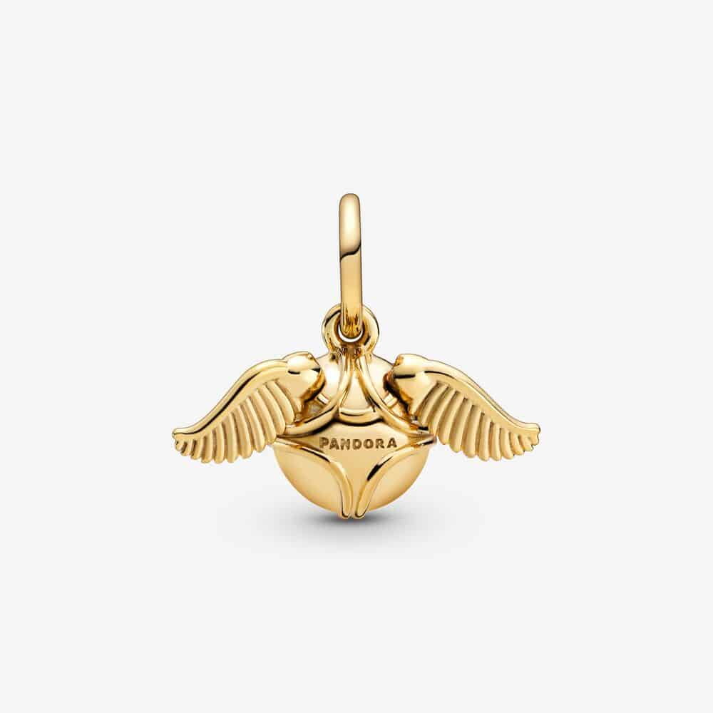 Le Charm Shine Vif D'or Harry Potter Pandora 79€