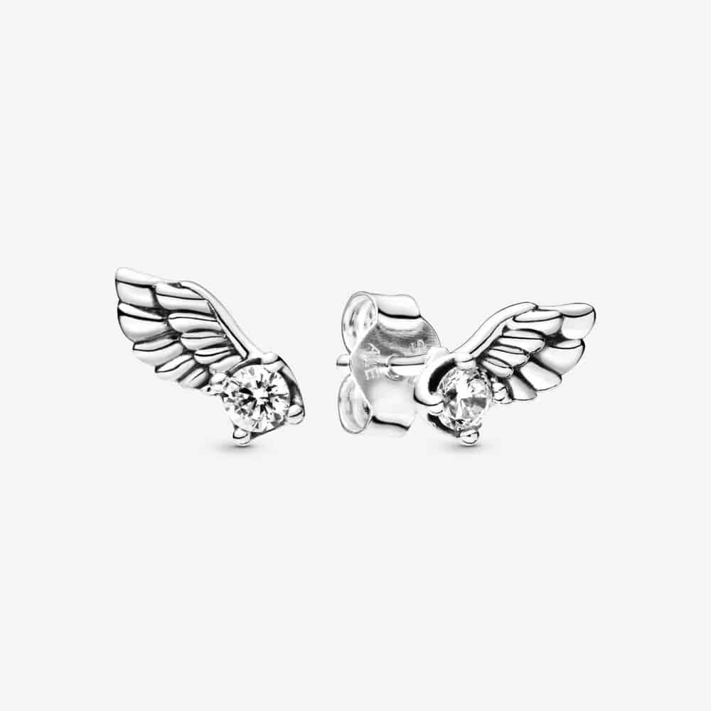 Clous d'Oreilles Aile d'Ange Scintillants 45,00 € - 298501C01