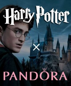 harry potter pandora