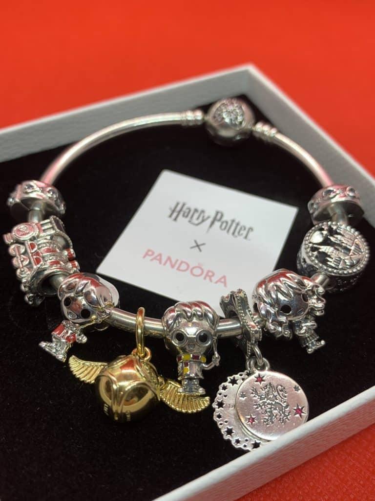 Cadeaux de Noel 2019 : Harry Potter Pandora & reflexion