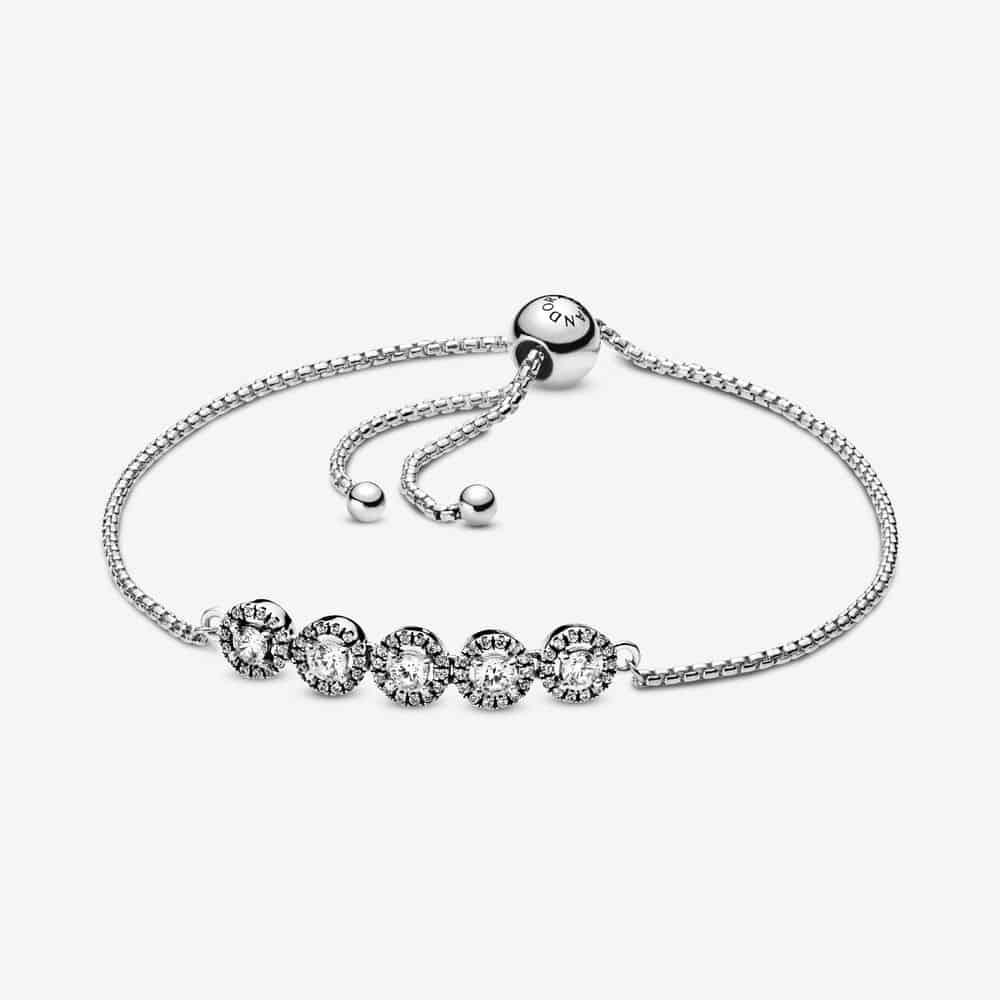 Bracelet Coulissant Sphères Scintillantes 99,00 € - 598510C01