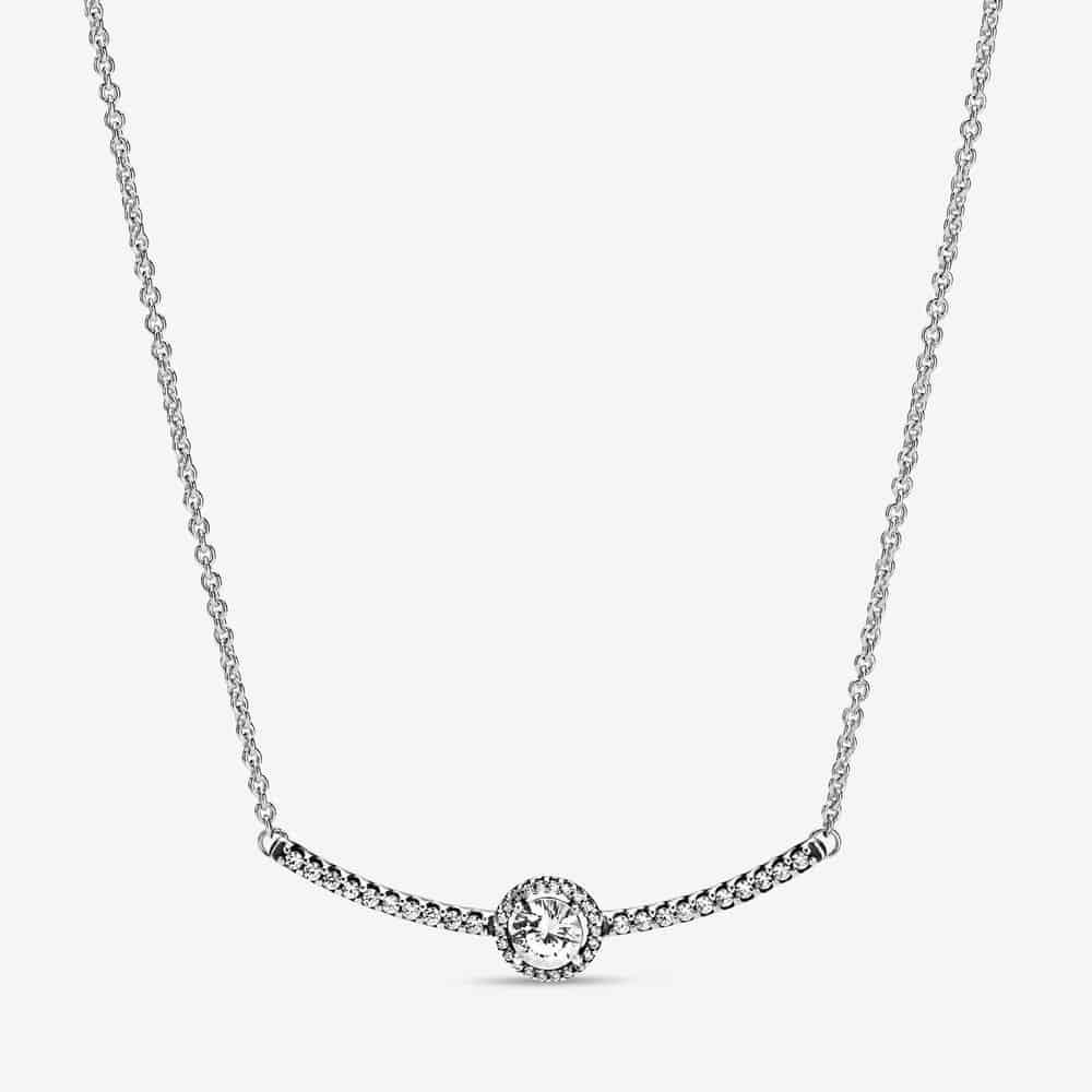 Collier à barre sphère scintillante 89€ - 398490C01