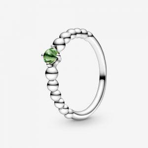 Bague Perlée Vert Printemps 45,00 €