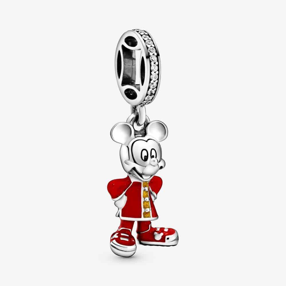 Charm Pendant Disney Mickey en Qipao 69,00 €