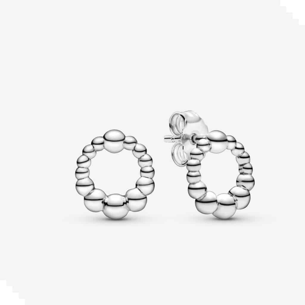 Clous d'Oreilles Cercles Perlés 39,00 €