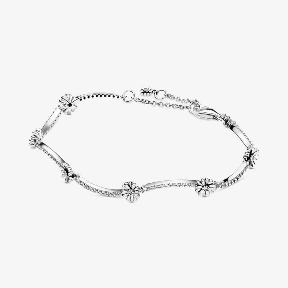 Bracelet Marguerite Scintillant 79,00 €