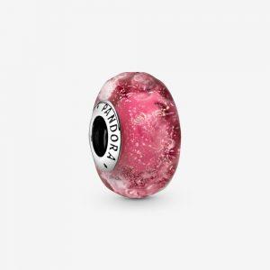 Charm Verre de Murano Rose Ondulé Fantaisie 25,00 €