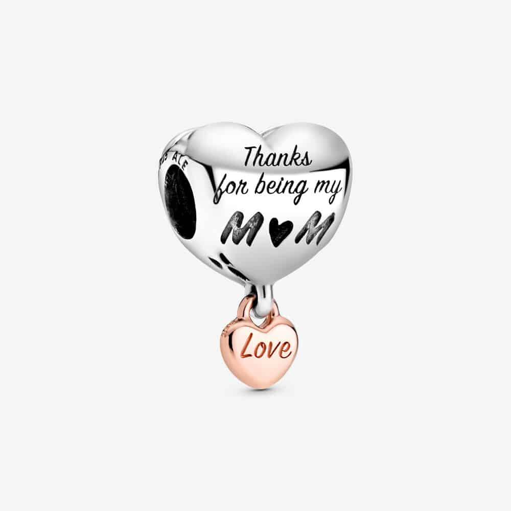 Charm Cœur de Maman Rose 39,00 €