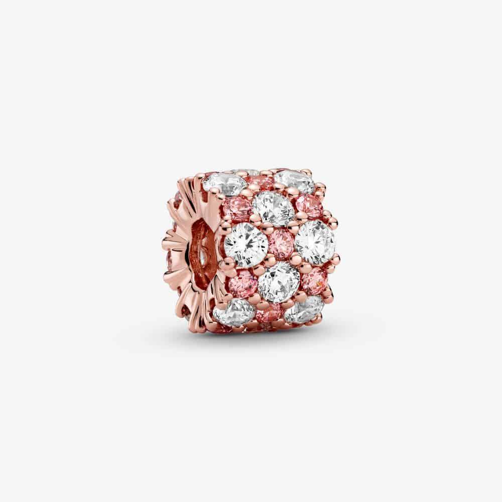 Charm Éclat Rose & Incolore 89,00 € - 788487C01