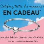 Bracelet Offert : Offre fête des mères 2020