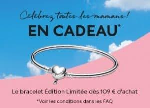 [OFFRE TERMINÉE] Bracelet Offert : Offre fête des mères 2020