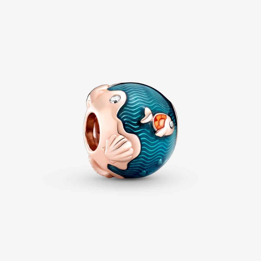 Charm Vagues de l'Océan & Poisson Scintillant 59,00 €