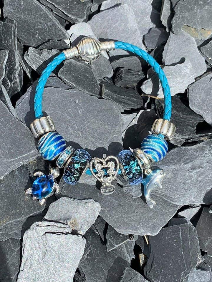 Mon bracelet collection Aquamarine