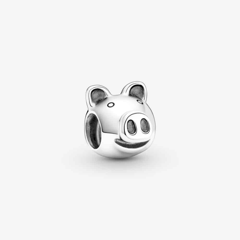 Charm 20 ans Pandora Juillet : Le Cochon