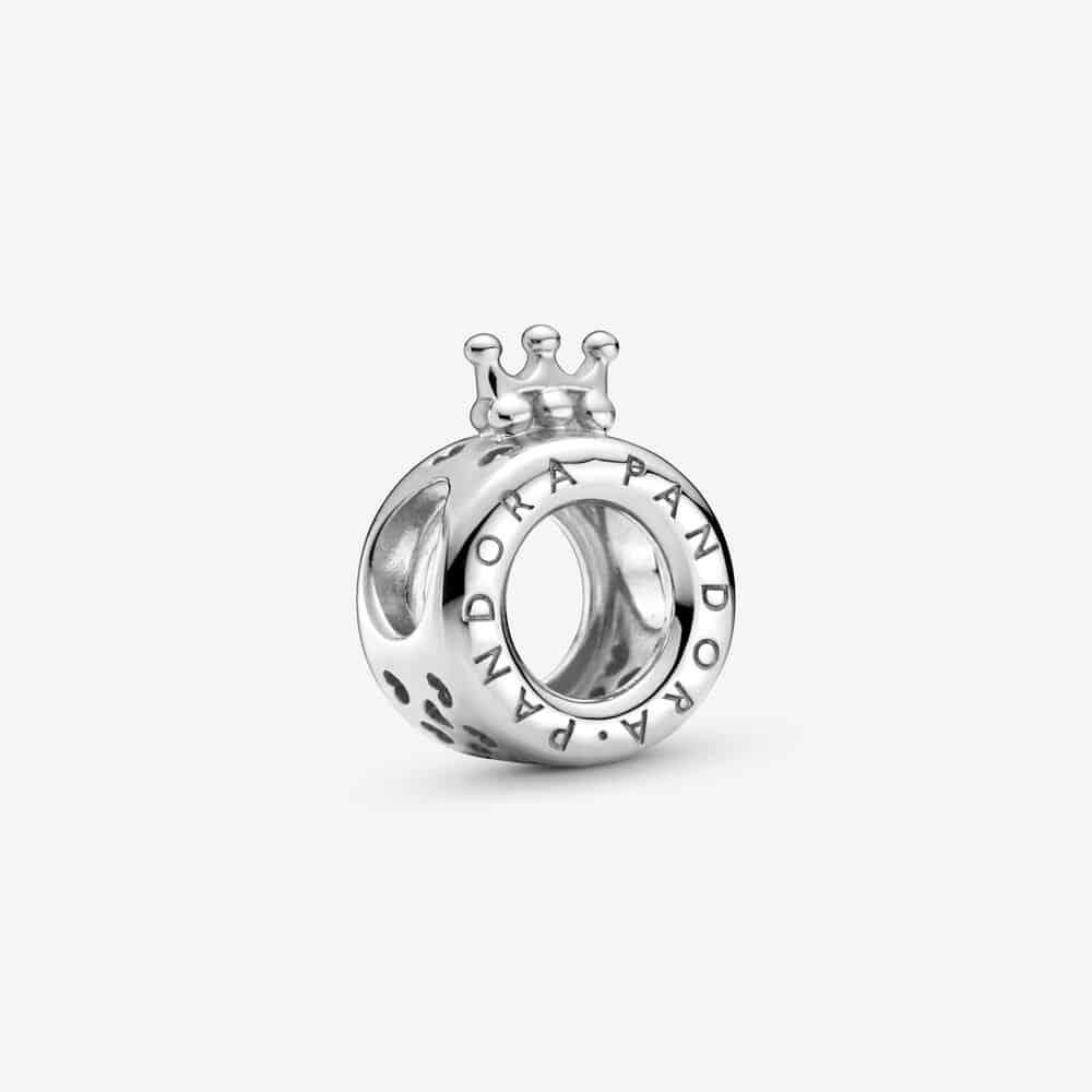 Charm Logo & O Couronné Pandora 29,00 € - 799036C00