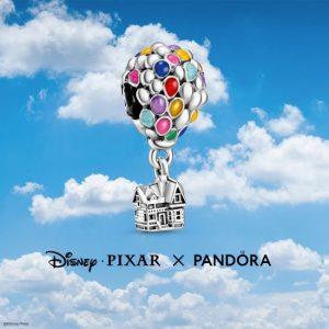 Disney Collection : Charm La Haut