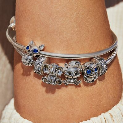 Collection Automne Pandora 2020 : animaux & passions