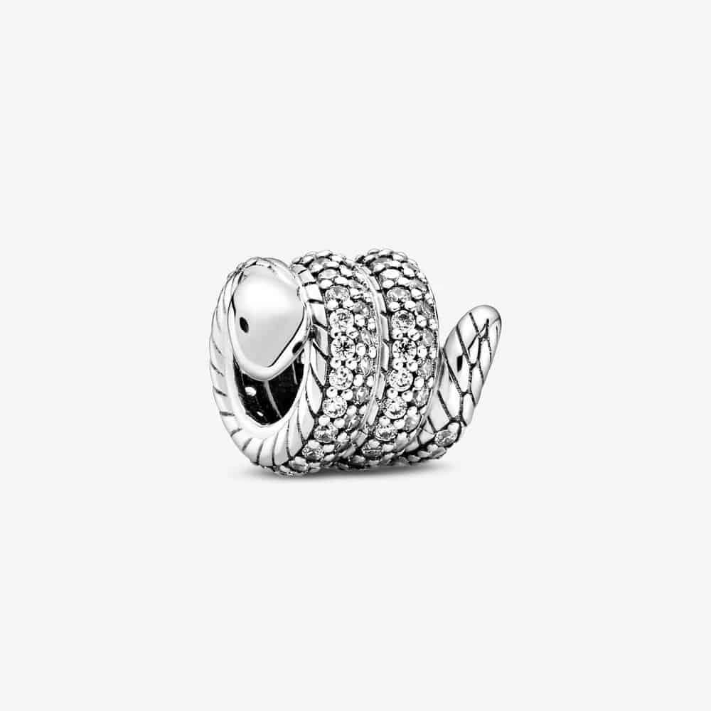 Charm Serpent Enroulé Scintillant 65,00 € - 799099C01