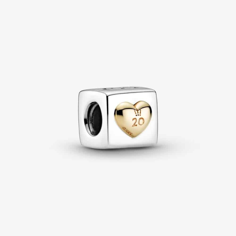 Charm des 20 ans Août : le Cube