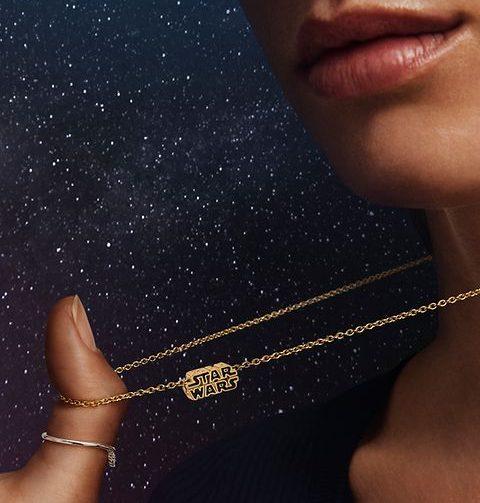 Charm Shine Logo Star Wars Porté en collier - 769247C01
