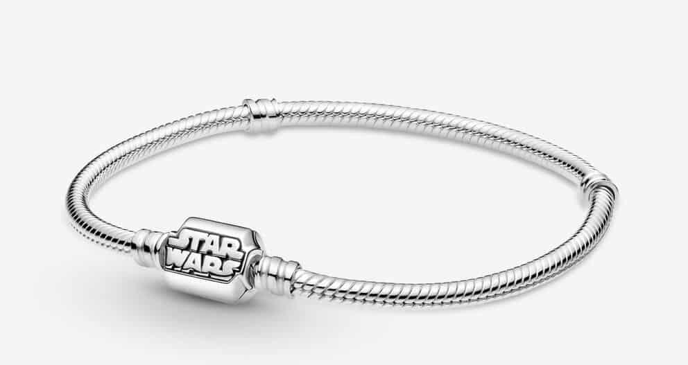 Bracelet Fermoir Maille Serpent Star Wars Pandora Moments 79,00 € - 599254C00