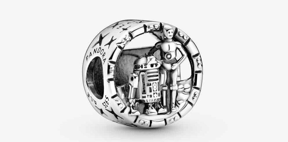 Charm Rond C-3PO & R2-D2 39€ - 799245C00