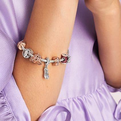 Bracelet Cendrillon Collection spéciale 70 ans