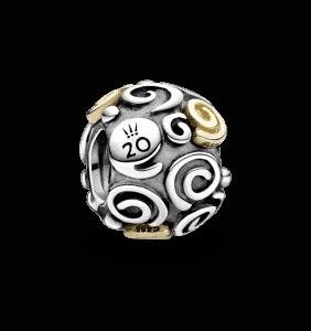 Charm des 20 ans Collection Pandora Octobre 99€