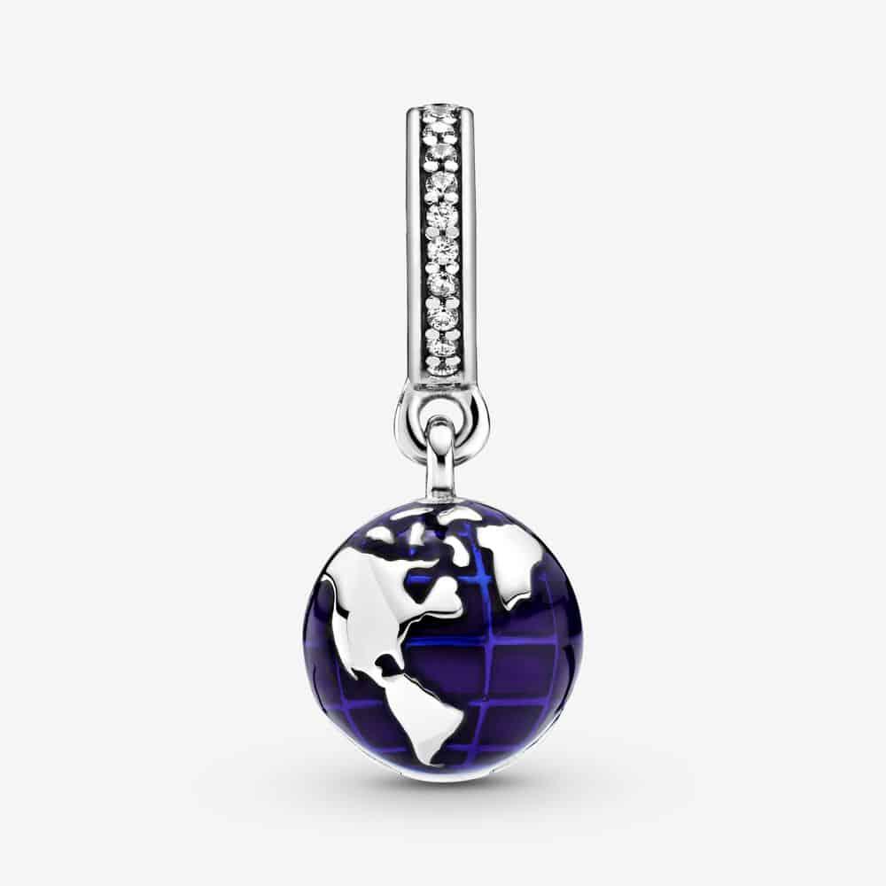 Notre terre - Charm Exclusif Pandora Unicef 59€ - 798774C01