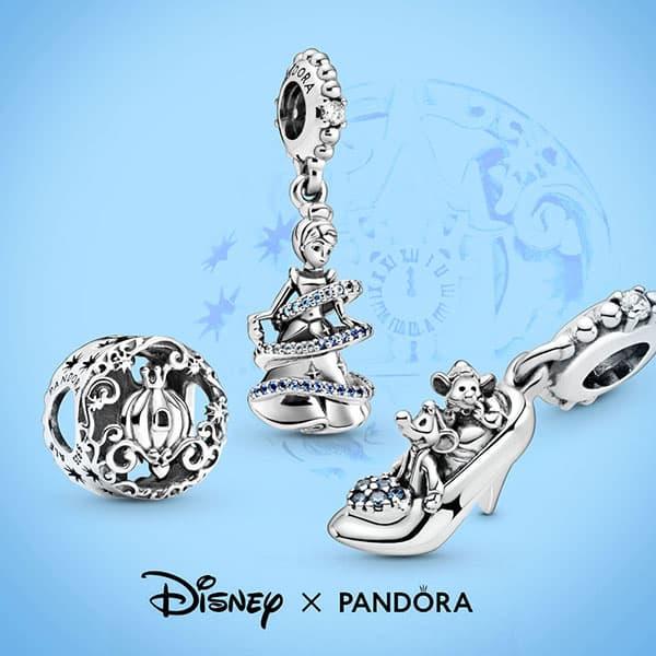 Collection Cendrillon Pandora