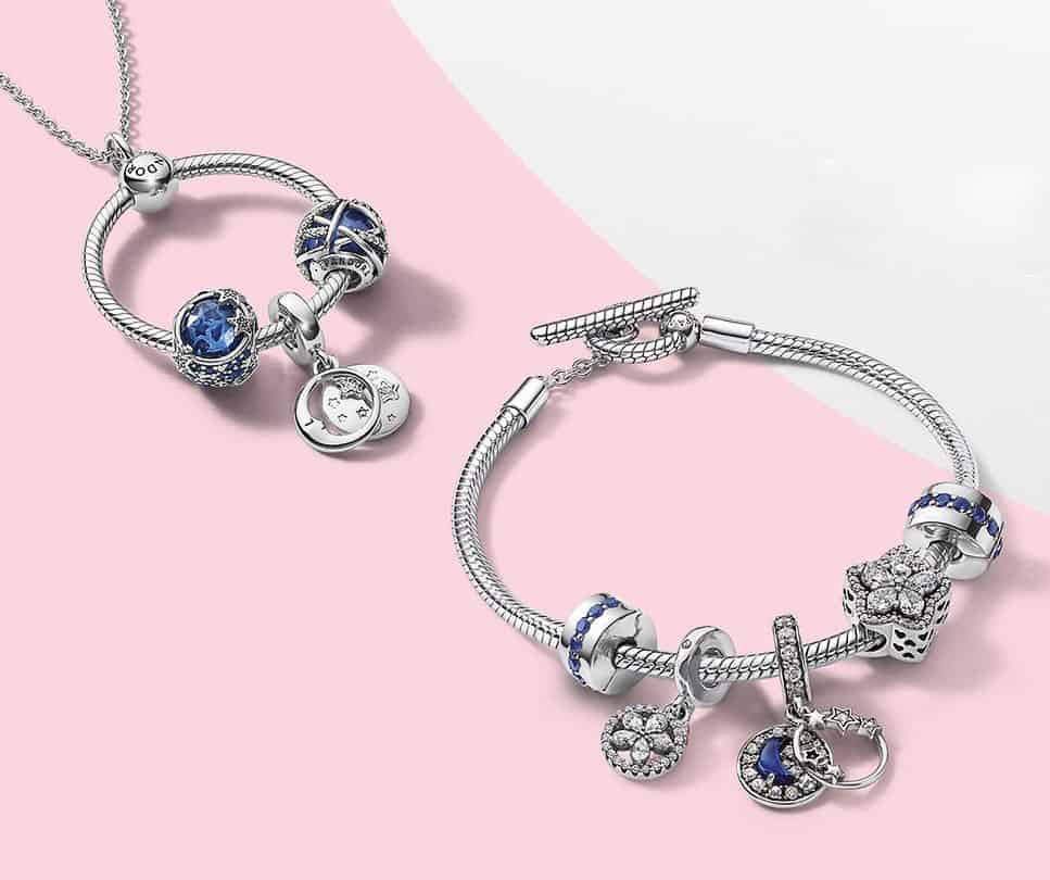 Collection Hiver 2020 Pandora : Les Constellations