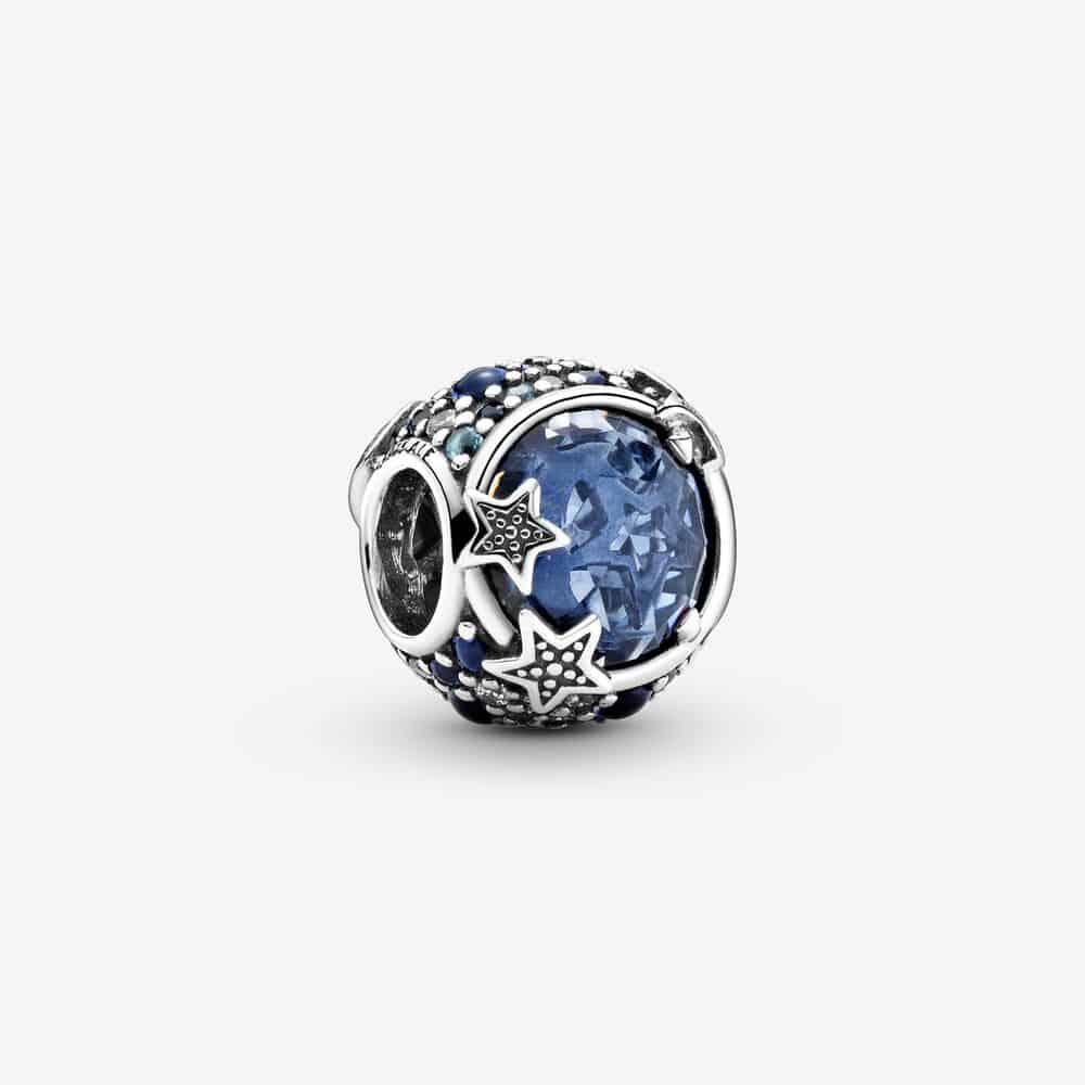 Charm Céleste Étoiles Bleues Scintillantes 69,00 € - 799209C01