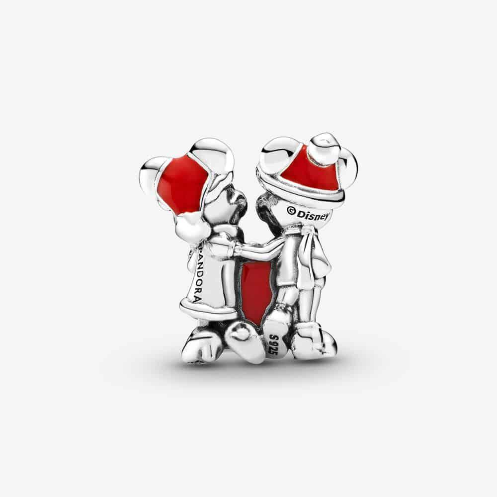 Dos du Charm Disney Cadeau de Mickey et Minnie 59,00 €