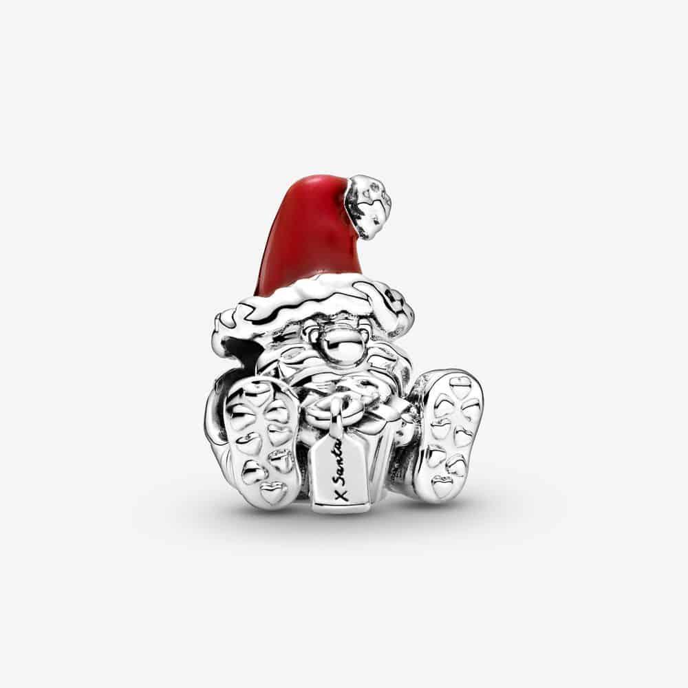 Charm Père Noël Assis & Cadeau 39,00 € - 799213C01