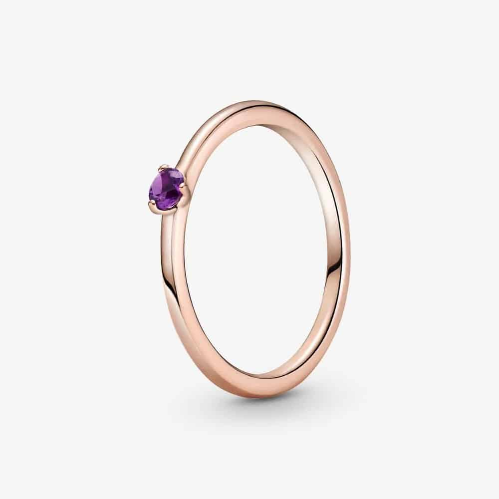 Bague Solitaire Violette 39,00 € - 189259C06