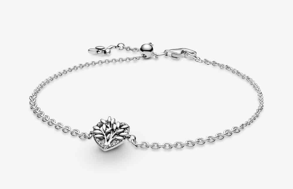 Bracelet Chaîne Arbre De Vie Cœur 55,00 € - 599292C01