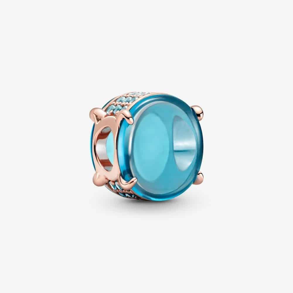 Charm Cabochon Ovale Bleu 79,00 € - 789309C01