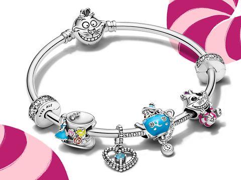 Collection Disney X Pandora - Alice au pays des merveilles