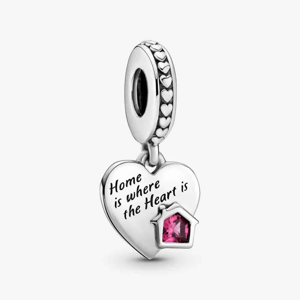 Charm Pendant Cœur Ma Maison Adorée 35,00 € – 799324C01