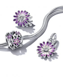 Collection printemps 2021 - La marguerite Violette