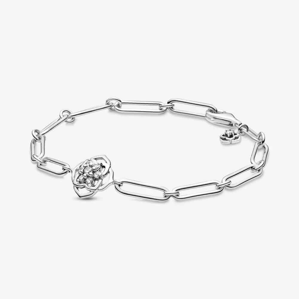 Bracelet à Maillons Pétales de Rose 89,00 € – 599409C01