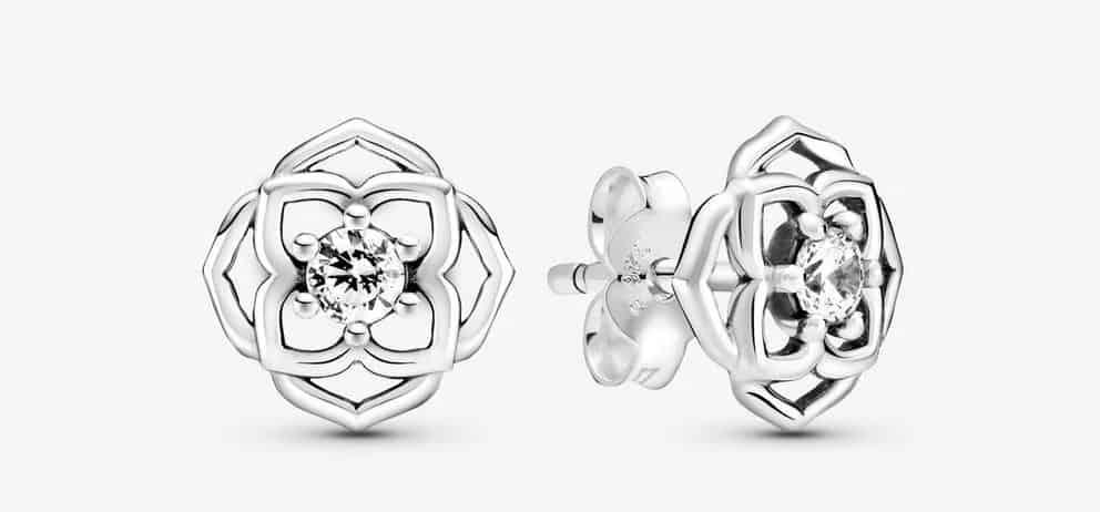 Clous d'Oreilles Pétales de Rose 45,00 € – 299371C01