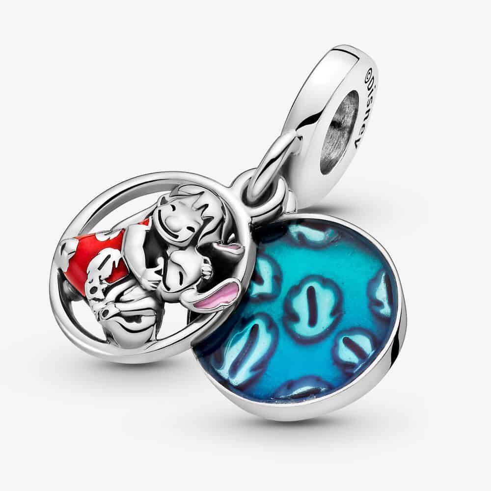 Charm Pendant Disney Famille Lilo &Stitch 59,00 € - 799383C01