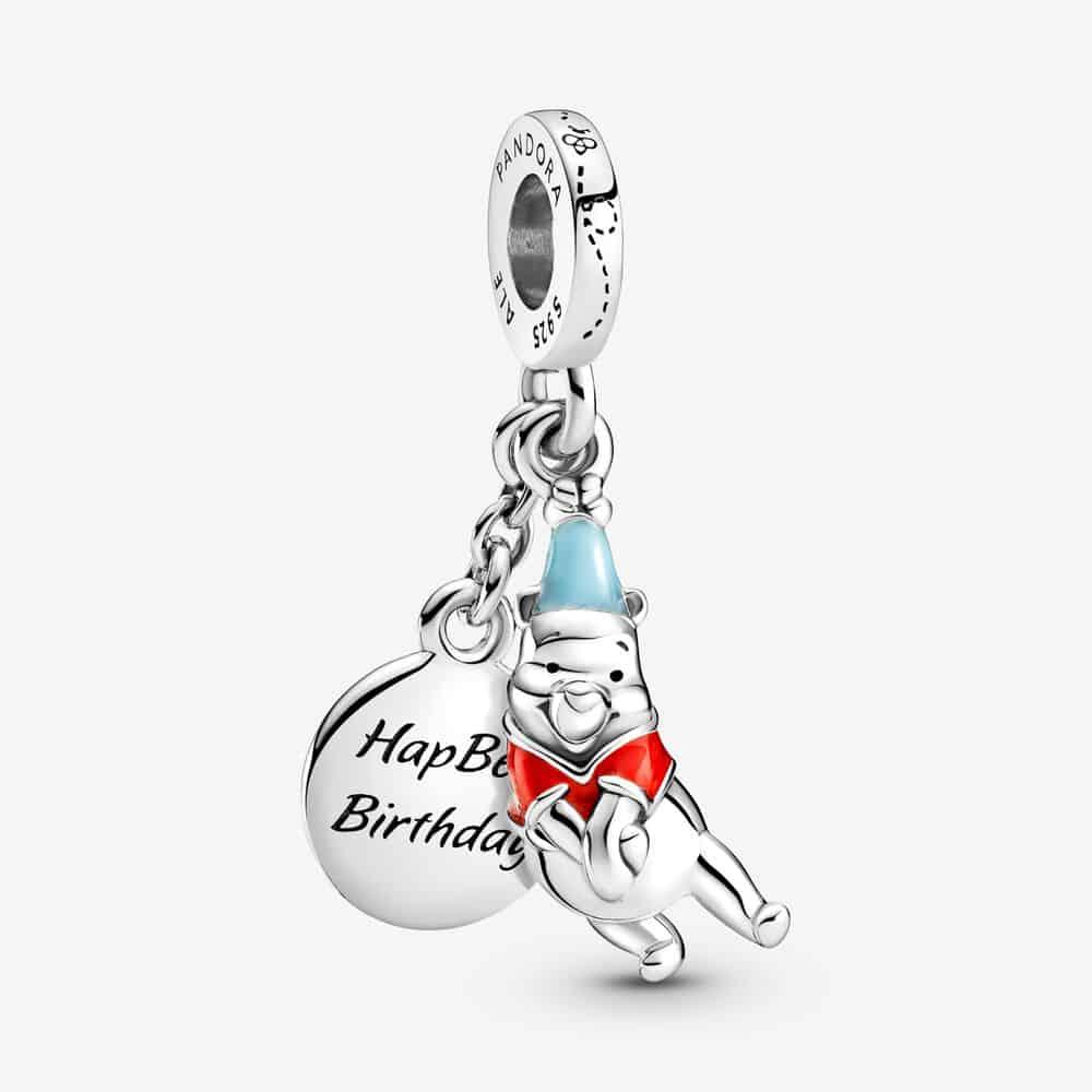 Charm Pendant Disney Winnie L'Ourson Anniversaire 59,00 € - 799385C01